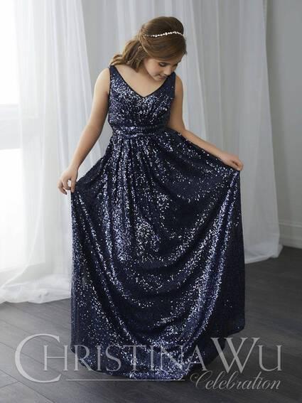 House of Wu Style 32708 bridesmaid dress