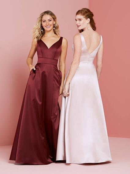 House of Wu Style 22023 bridesmaid dress
