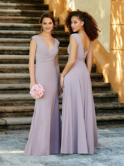 House of Wu Style 22068 bridesmaid dress