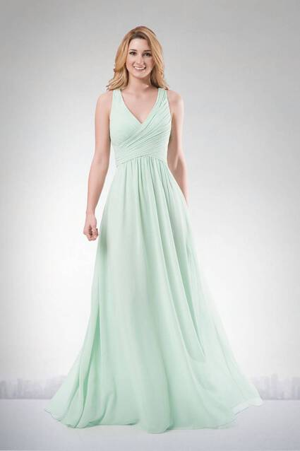 Kanali K Style 1716 bridesmaid dress