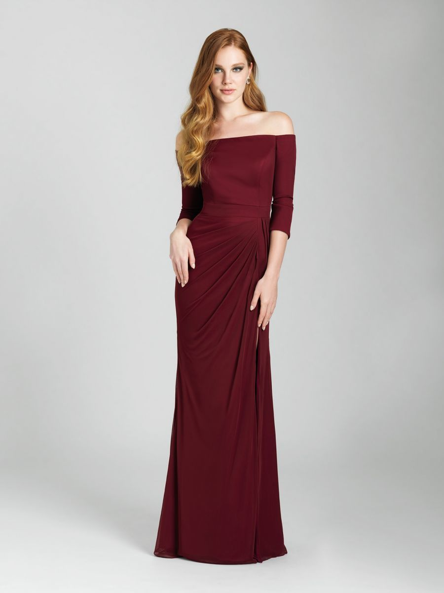 Allure Bridals Style 1652 bridesmaid dress