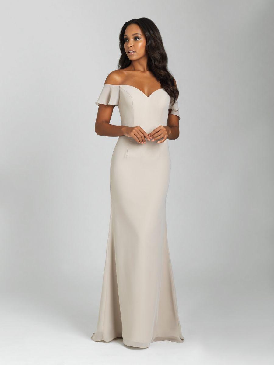 Allure Bridals Style 1654 bridesmaid dress