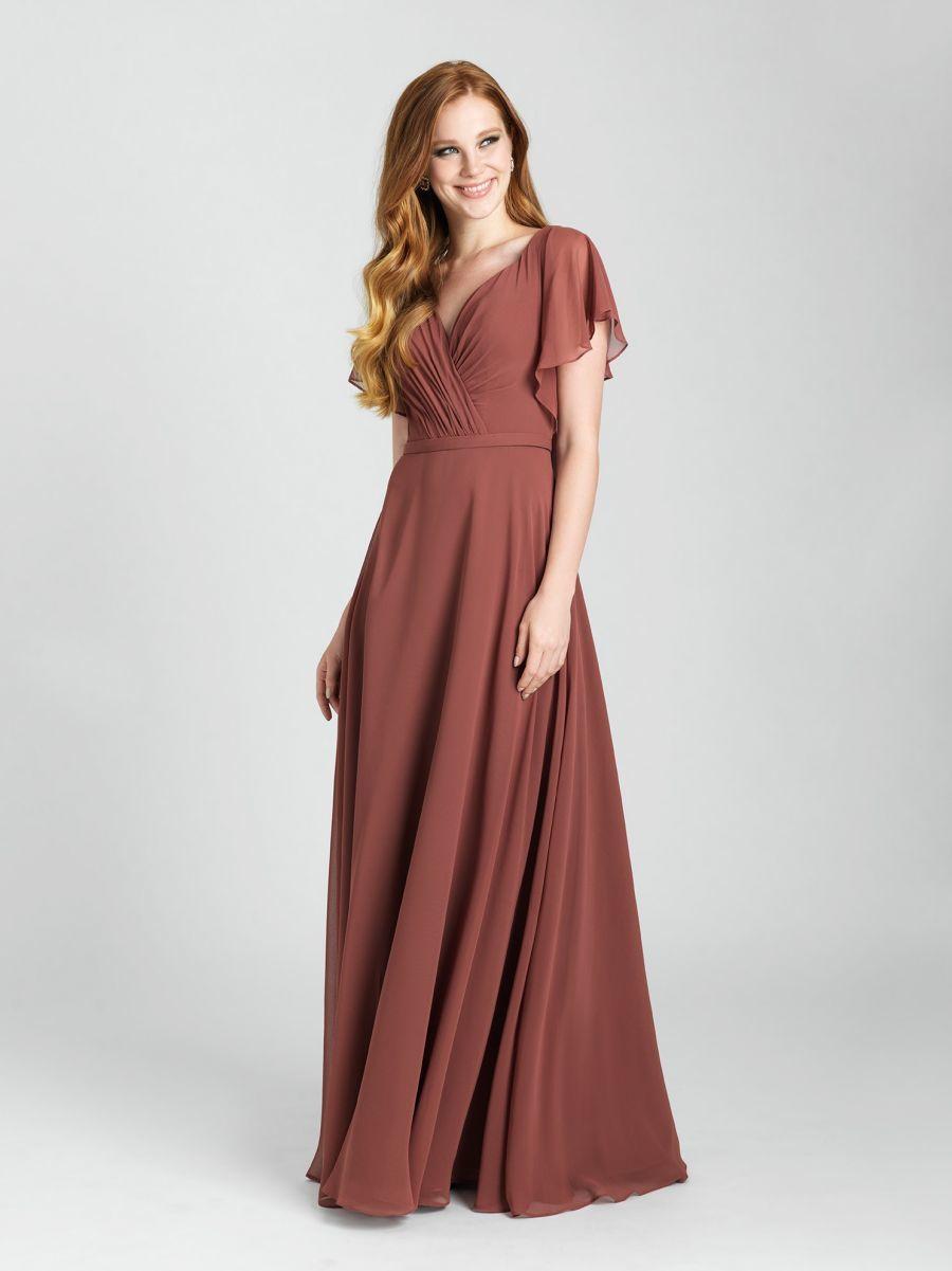 Allure Bridals Style 1655 bridesmaid dress