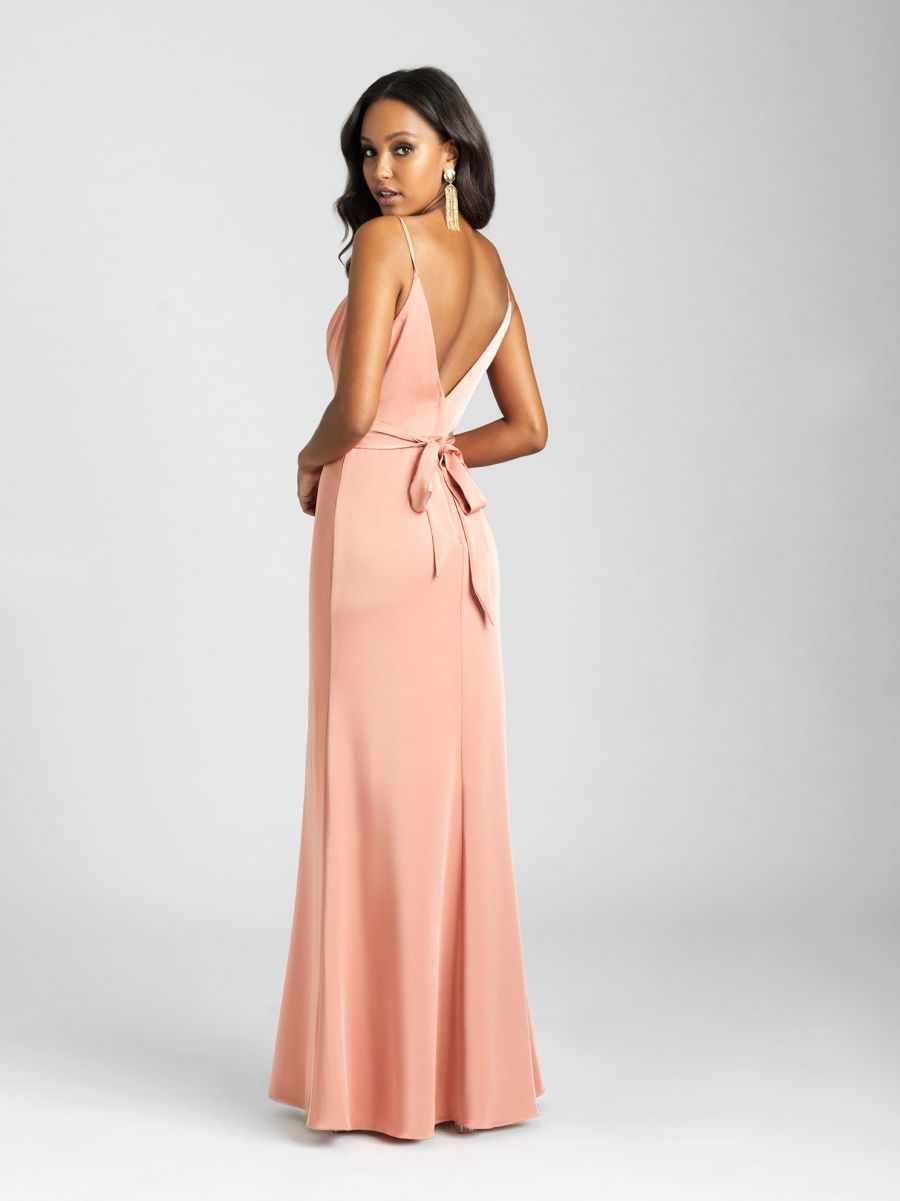 Allure Bridals Style 1662 bridesmaid dress