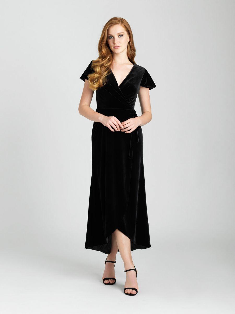 Allure Bridals Style 1666 bridesmaid dress
