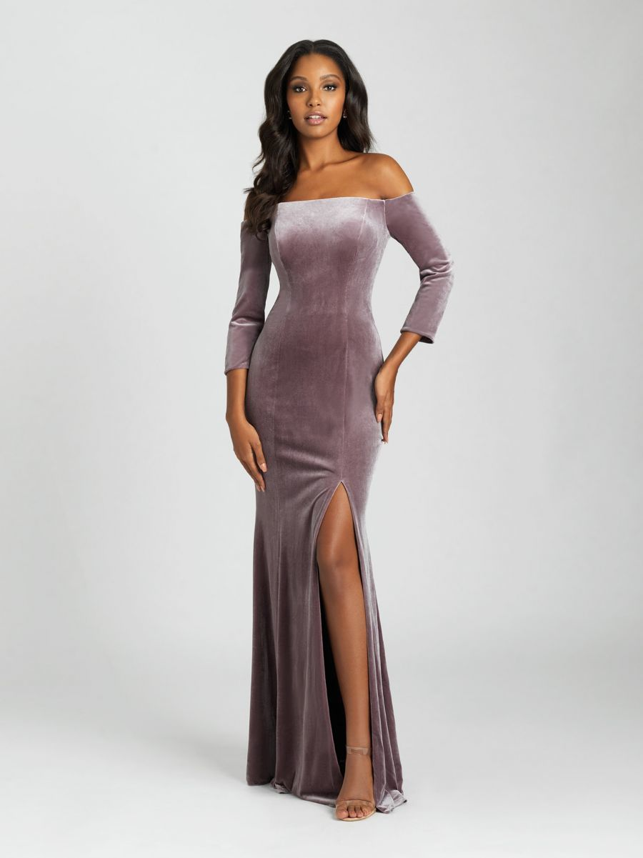 Allure Bridals Style 1667 bridesmaid dress