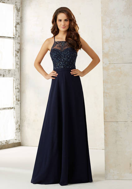 Morilee Style 21506 bridesmaid dress
