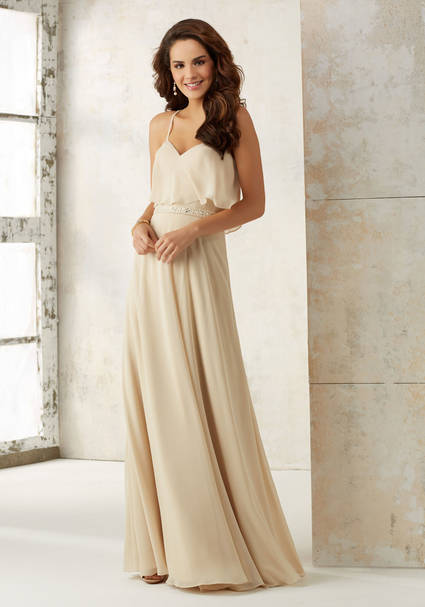 Morilee Style 21507 bridesmaid dress