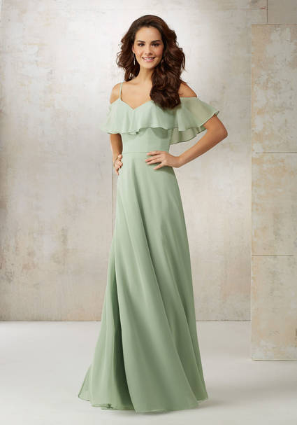 Morilee Style 21509 bridesmaid dress