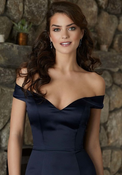 Morilee Style 21583 bridesmaid dress
