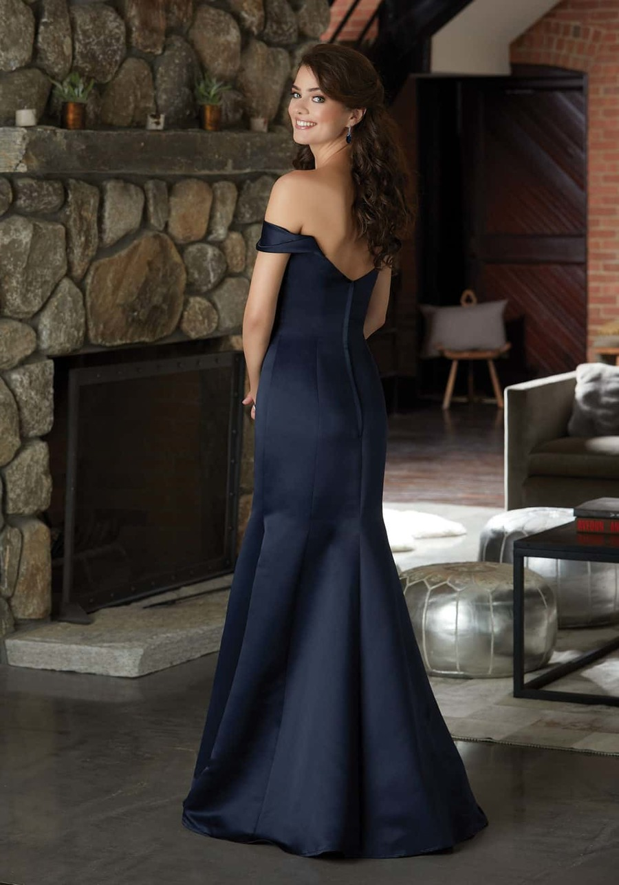 Morilee Style 21583 bridesmaid dress