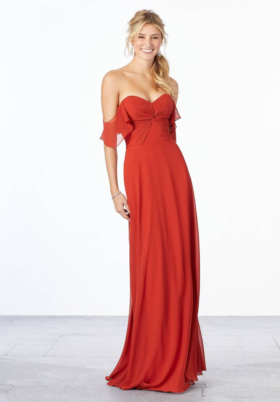Morilee Style 21651 bridesmaid dress