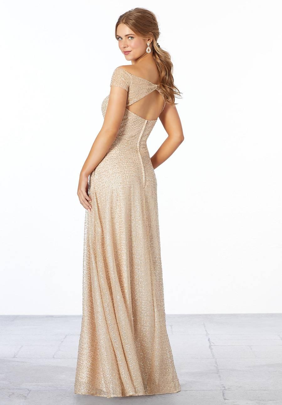 Morilee Style 21652 bridesmaid dress