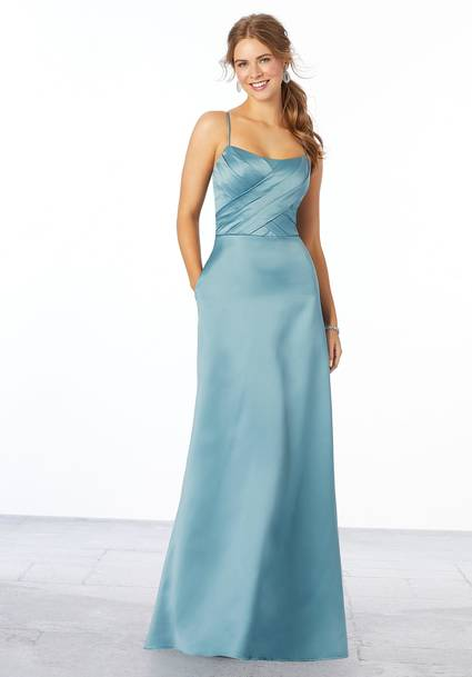 Morilee Style 21654 bridesmaid dress