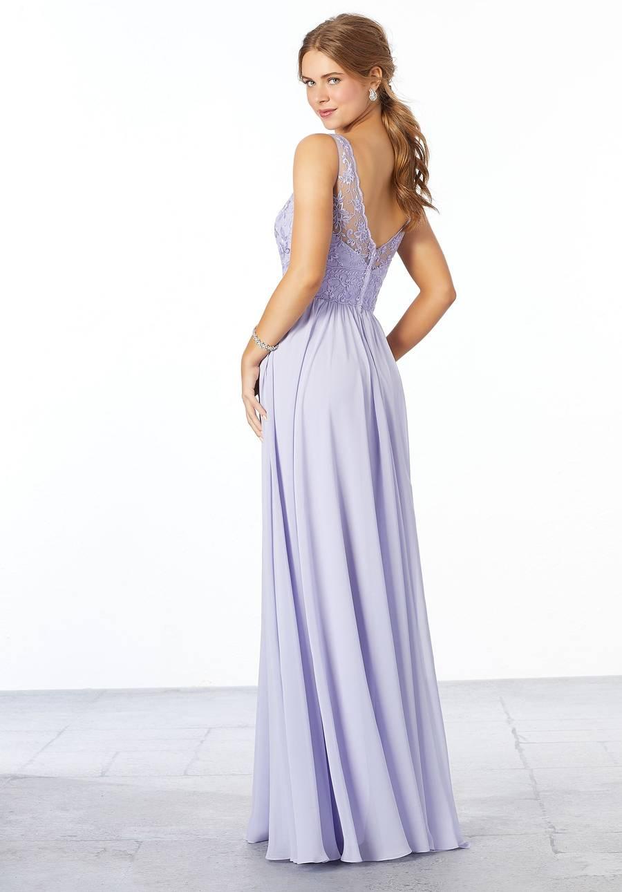Morilee Style 21656 bridesmaid dress
