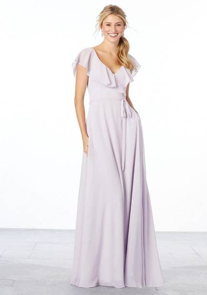Morilee Style 21657 bridesmaid dress