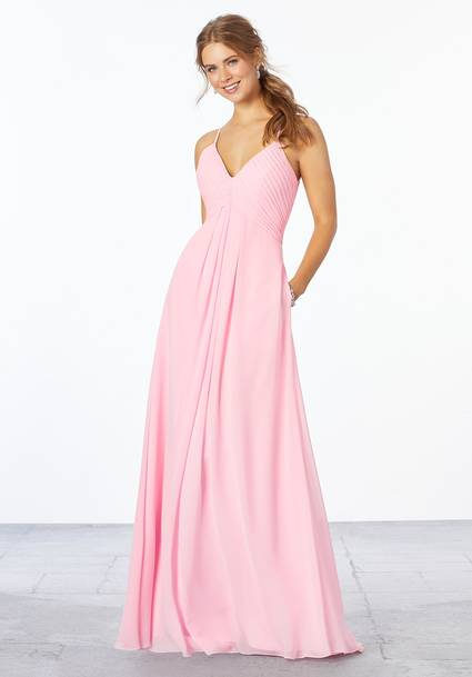 Morilee Style 21658 bridesmaid dress
