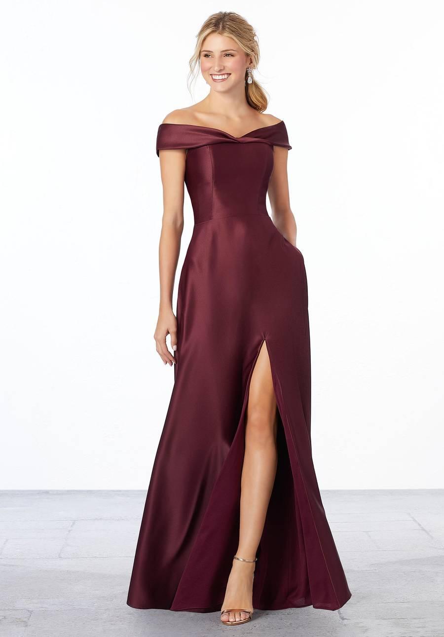Morilee Style 21663 bridesmaid dress
