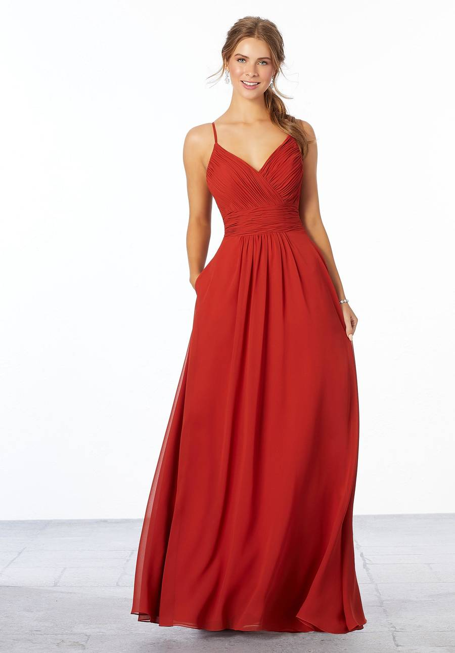 Morilee Style 21664 bridesmaid dress