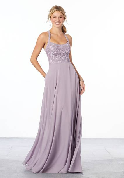 Morilee Style 21665 bridesmaid dress