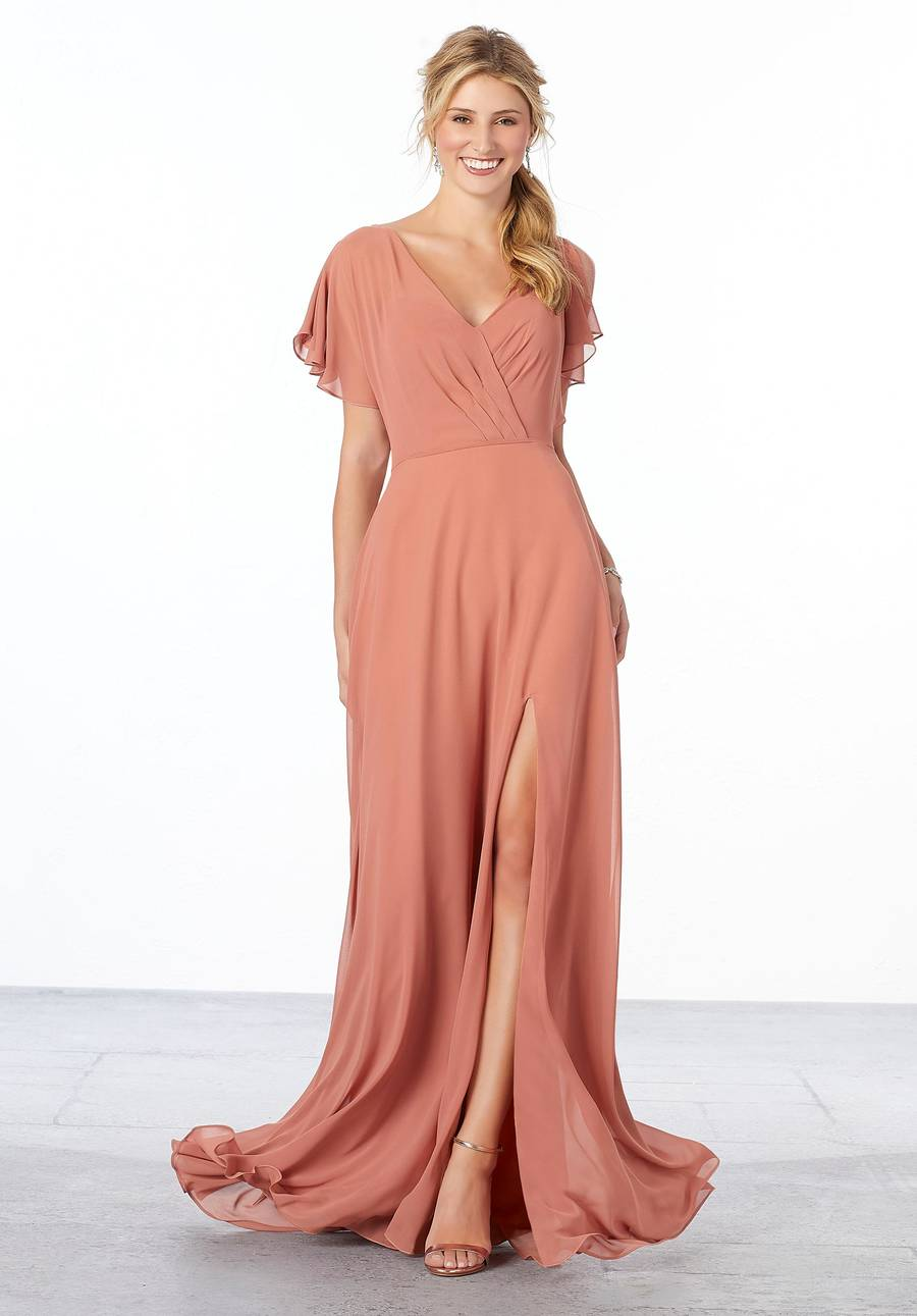 Morilee Style 21667 bridesmaid dress