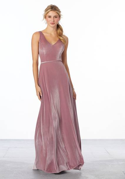 Morilee Style 21669 bridesmaid dress
