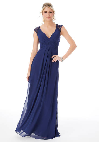Morilee Style 21687 bridesmaid dress