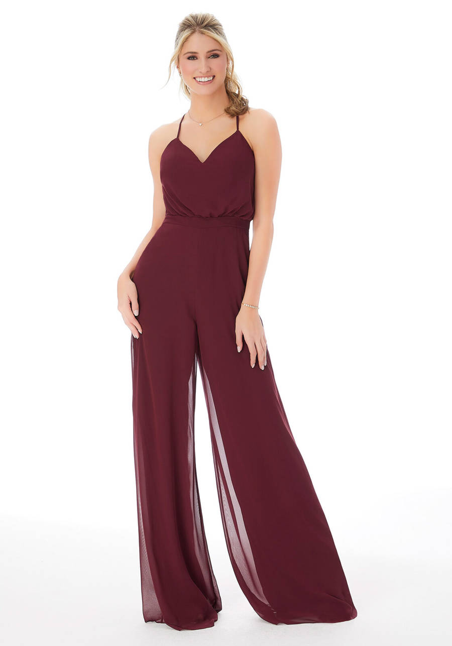 Morilee Style 21690 bridesmaid dress