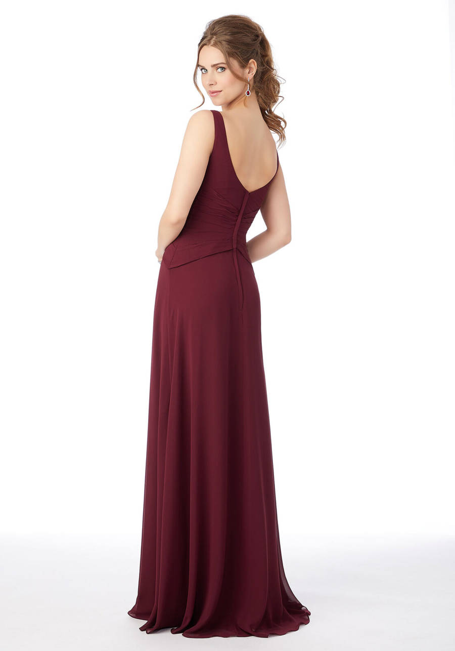 Morilee Style 21691 bridesmaid dress