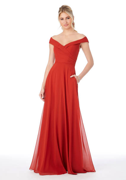 Morilee Style 21692 bridesmaid dress