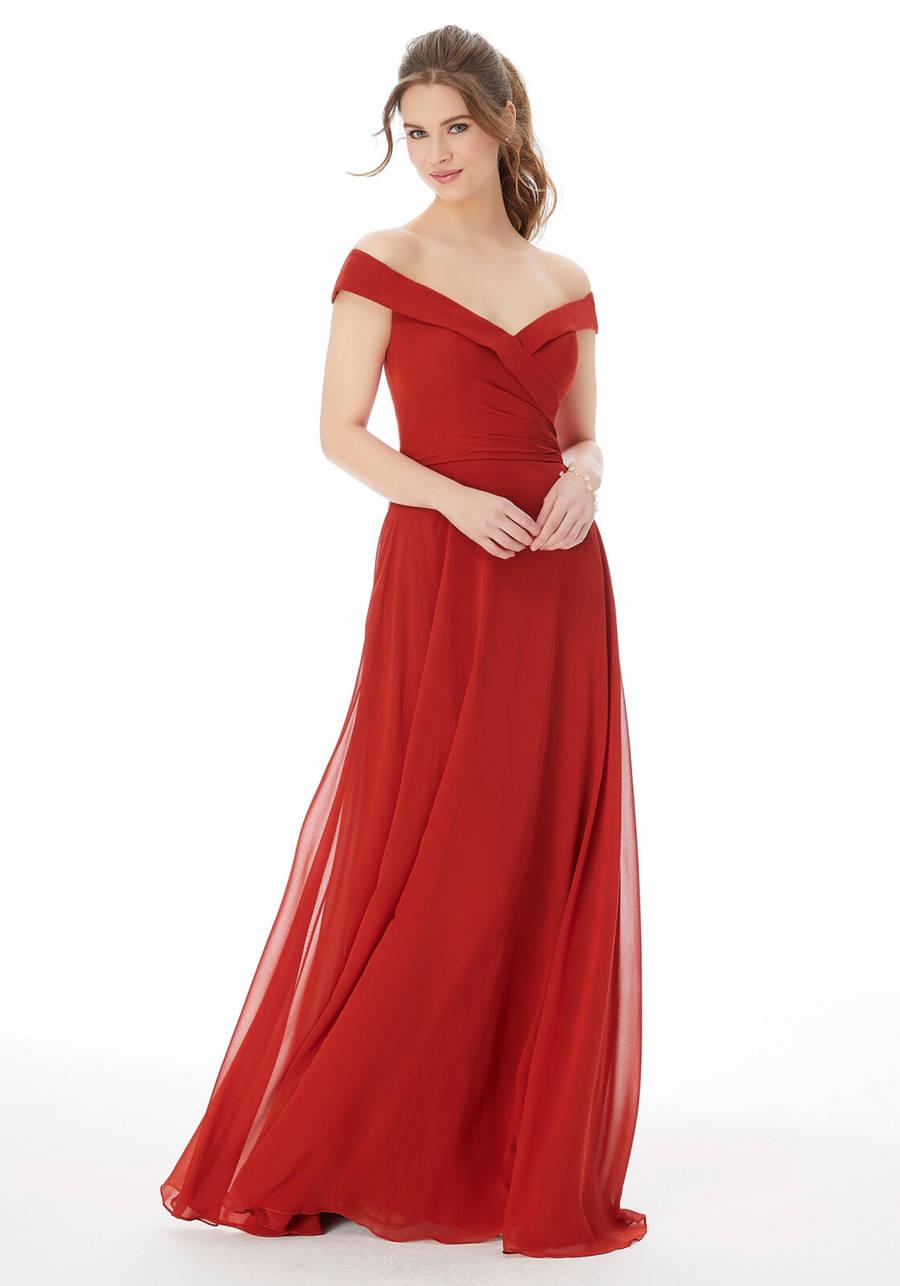 Morilee Style 21692 bridesmaid dress