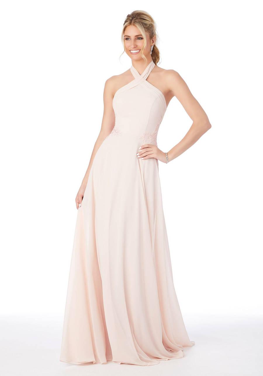Morilee Style 21693 bridesmaid dress