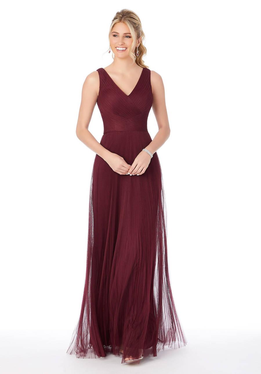 Morilee Style 21694 bridesmaid dress