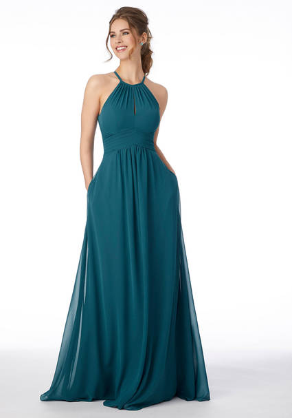 Morilee Style 21695 bridesmaid dress
