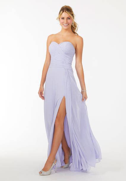 Morilee Style 21708 bridesmaid dress