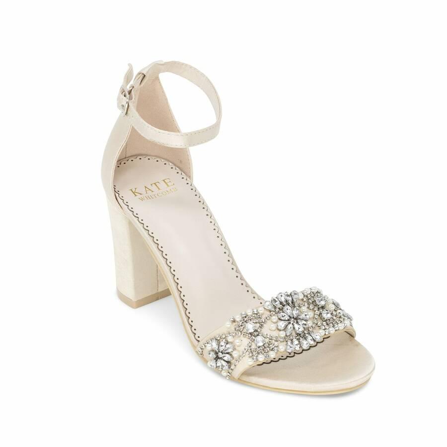 Kate Whitcomb Lucy Block Heel shoe