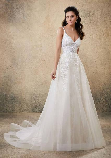 Morilee Style 6911 wedding dress
