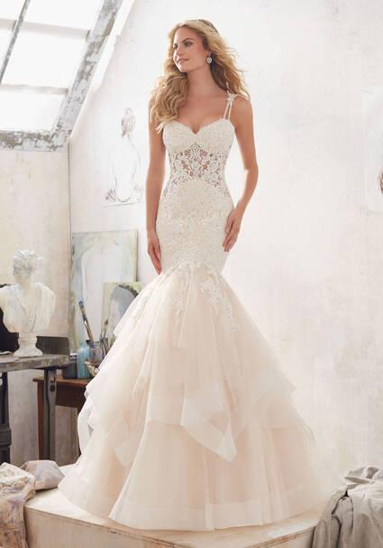 Morilee Style 8118 wedding dress