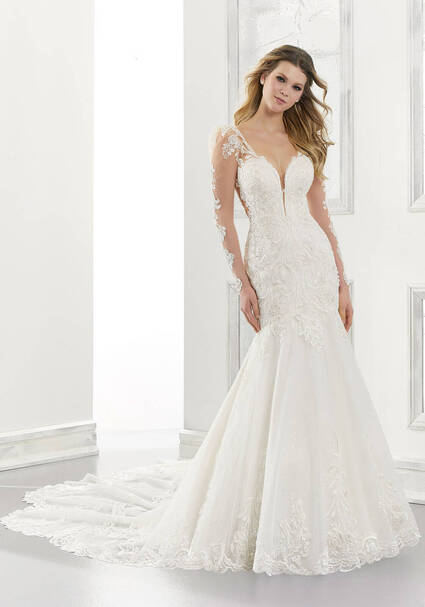 Morilee Style 2174 wedding dress