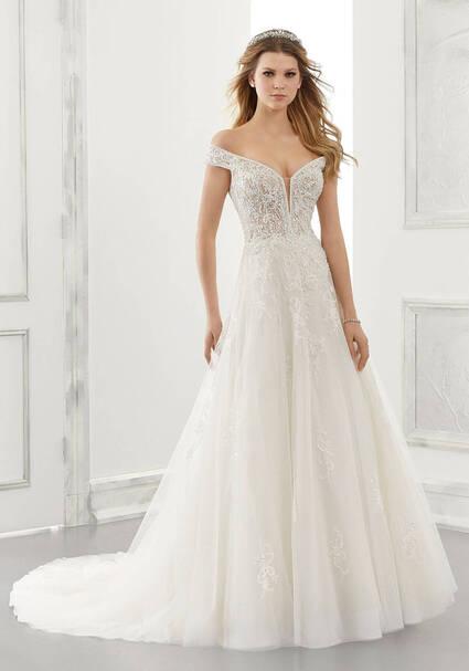 Morilee Style 2193 wedding dress