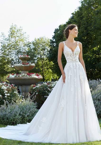 Morilee Style 5805 wedding dress