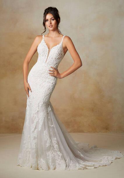 Morilee Style 1052 wedding dress