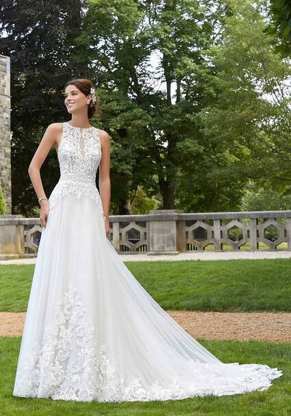 Morilee Style 5806 wedding dress