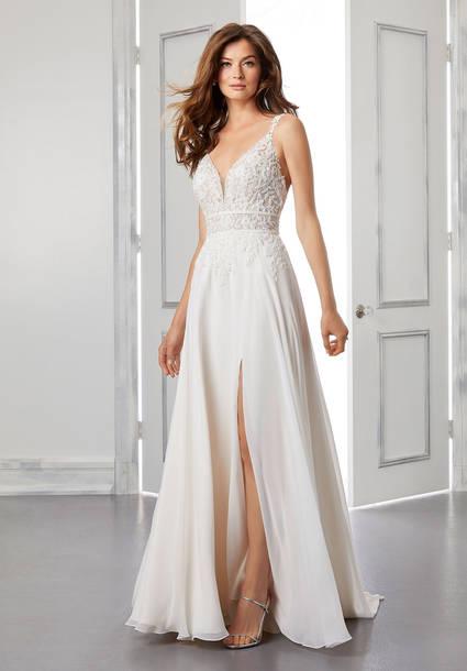 Morilee Style 6942 (Brandy) wedding dress