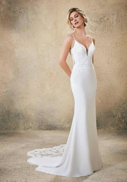 Morilee Style 5773 wedding dress