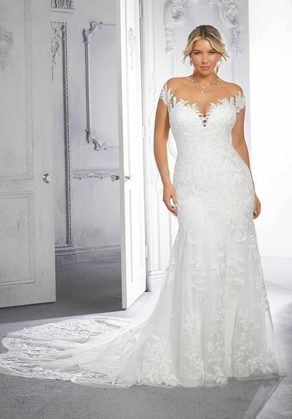 Morilee Style 3325 wedding dress