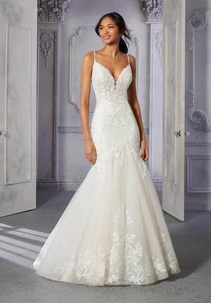 Morilee Style 2376 wedding dress