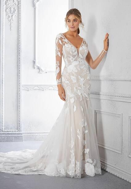 Morilee Style 2381 wedding dress