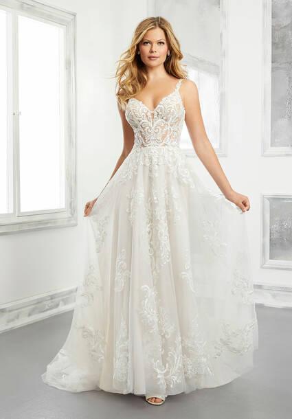 Morilee Style 2309 wedding dress