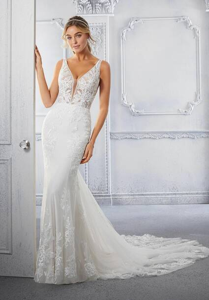 Morilee Style 2374 wedding dress